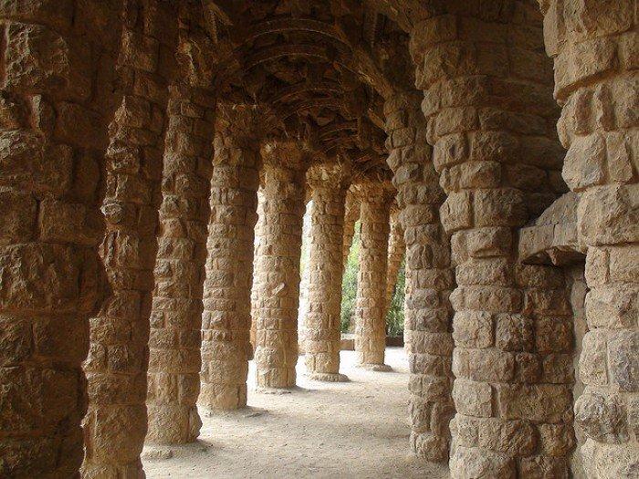 Парк Гуеля в Барселоні - фото 15