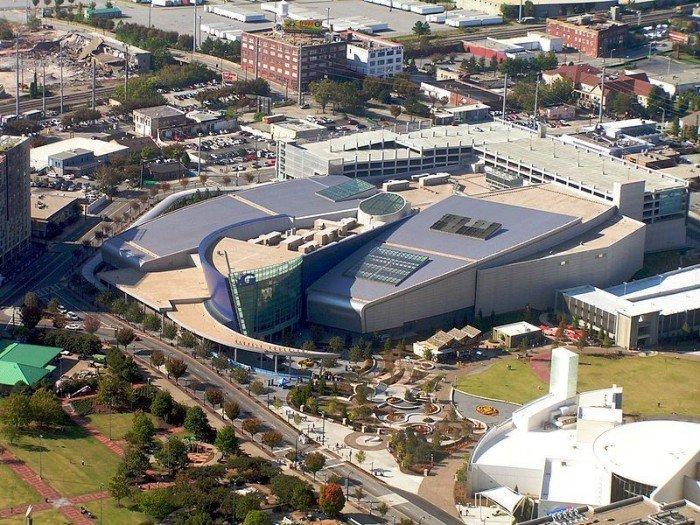 Самые большие аквариумы в мире - Джорджия, фото 5
