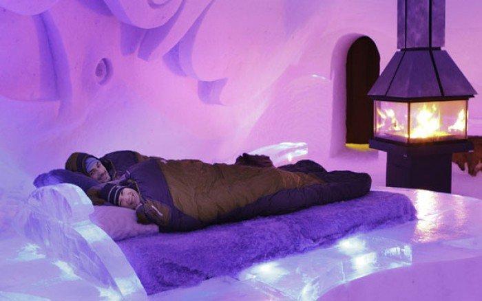 """Уникальный ледяной отель """"Hotel of Ice"""", фото 2"""