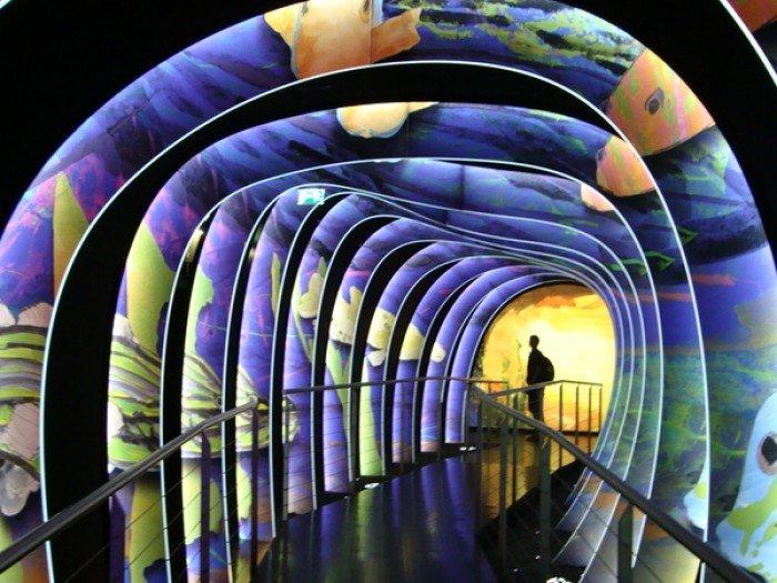 Музей Сваровскі в Австрії, фото - народження кришталевої планети