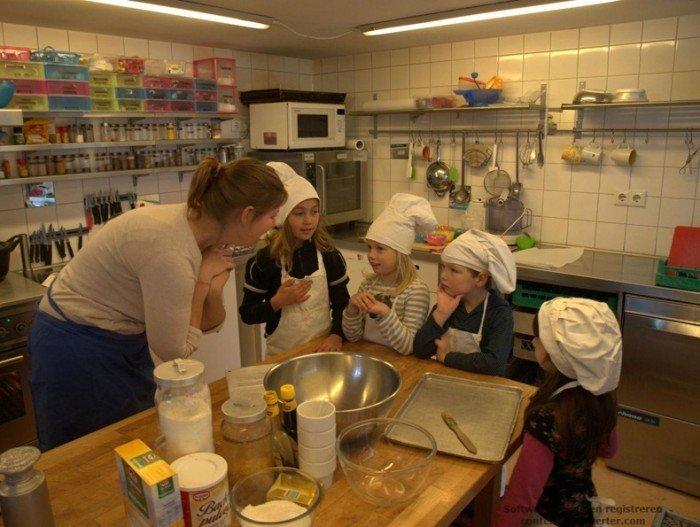Незвичайний ресторан у Амстердамі - дитяче кафе «Kinderkookkafe», фото 4