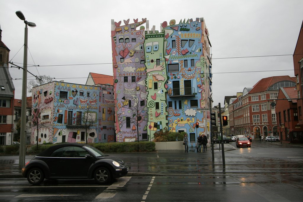 Будинок для Спанч-Боба
