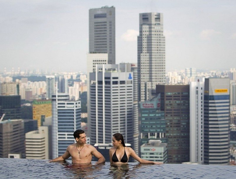 Готель Marina Bay Sands