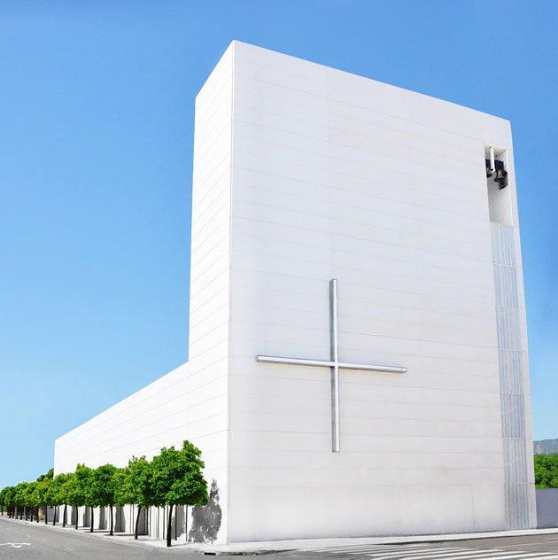 Сучасна церква втіхи