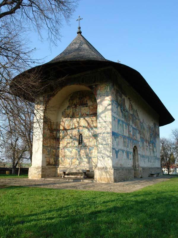 Розписна церква