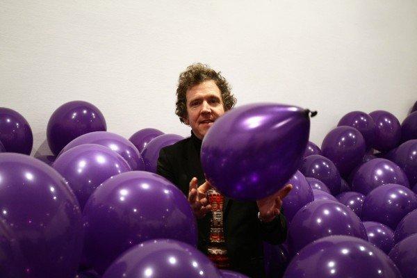 Лабиринт из шариков