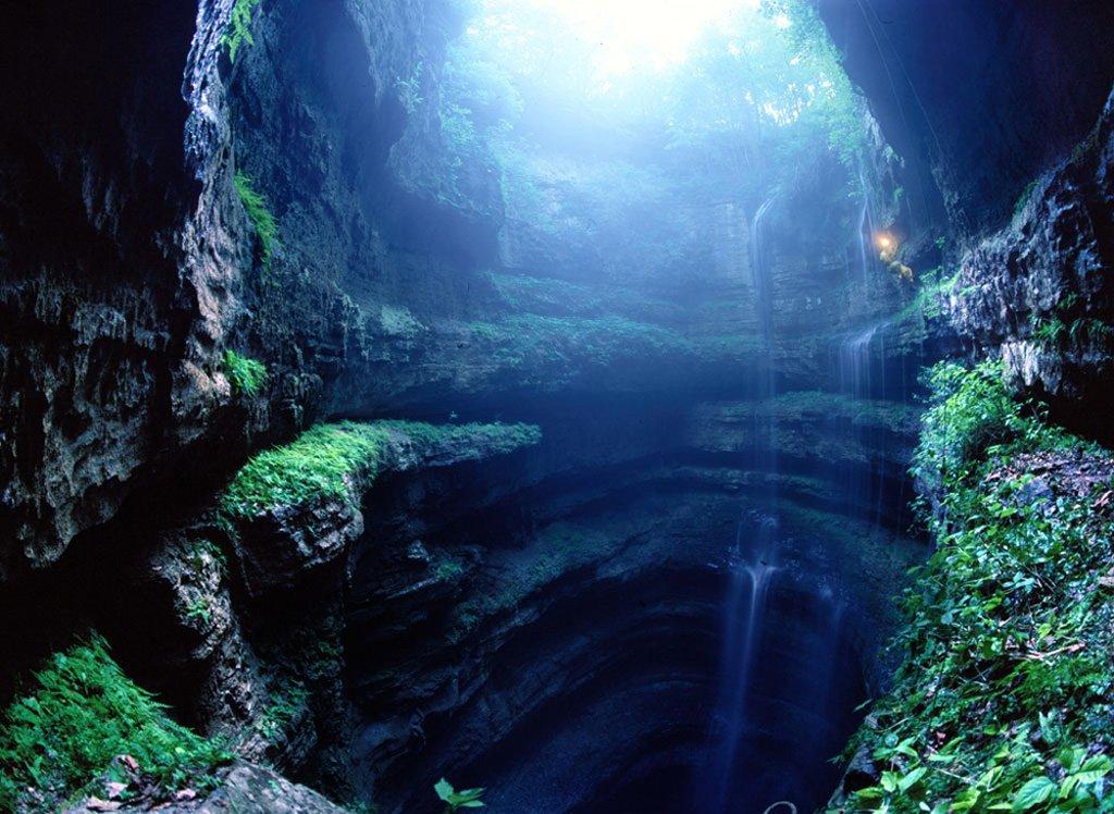 Найдивовижніші печери