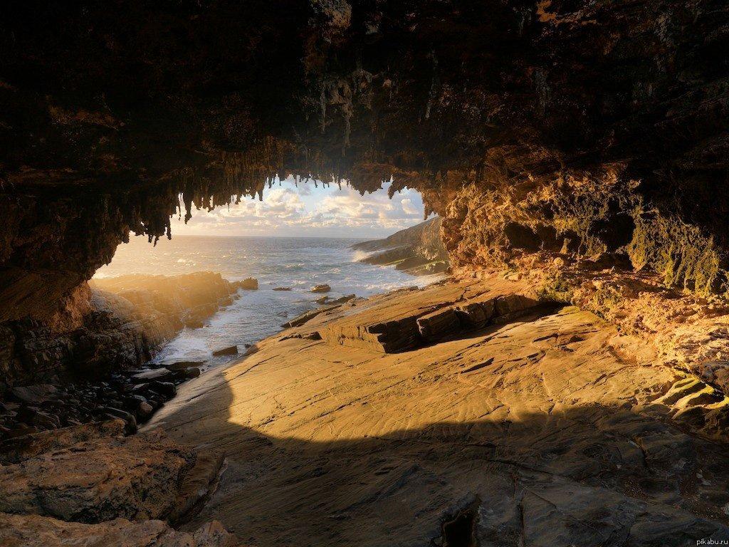 Самые красивые пещеры в мире
