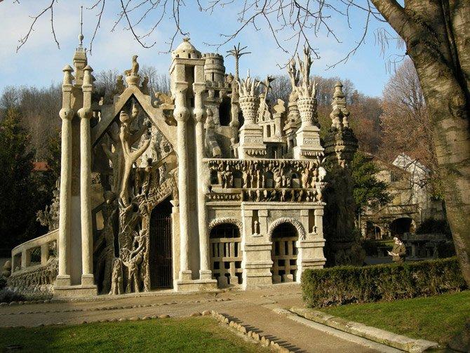 Рейтинг самых необычных зданий мира