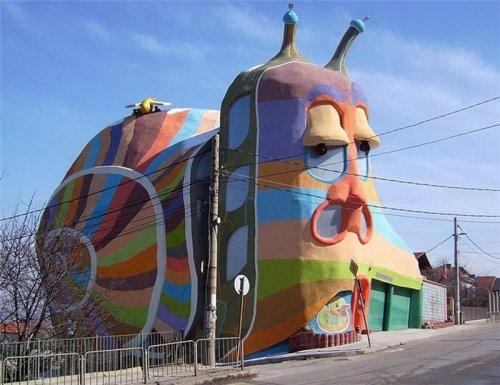 Найдивовижніші будинки світу