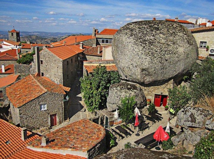 Монсанто, Португалия