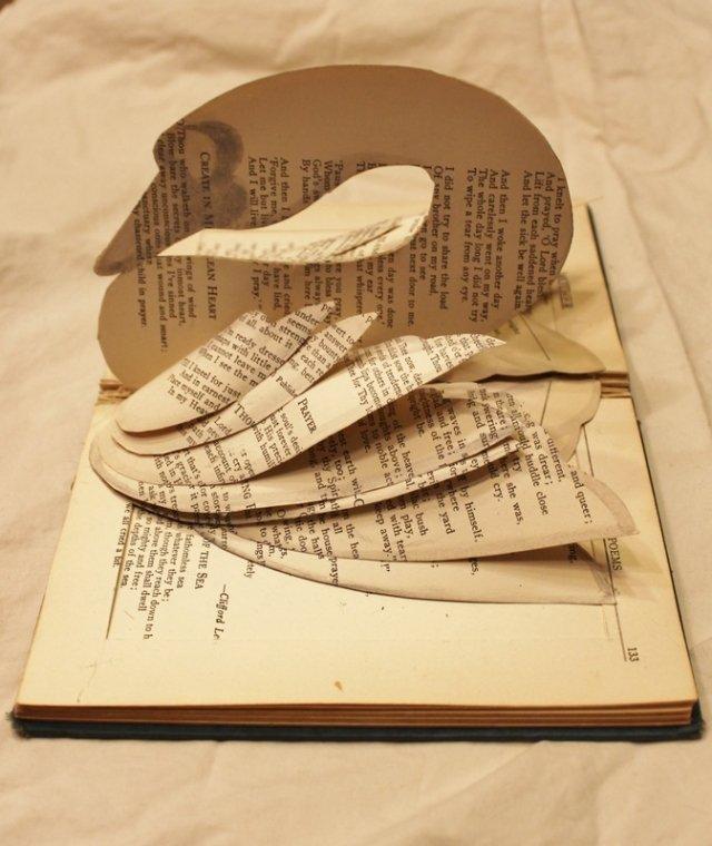 Паперові скульптури