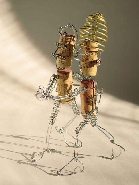Скульптуры Терри Бордера