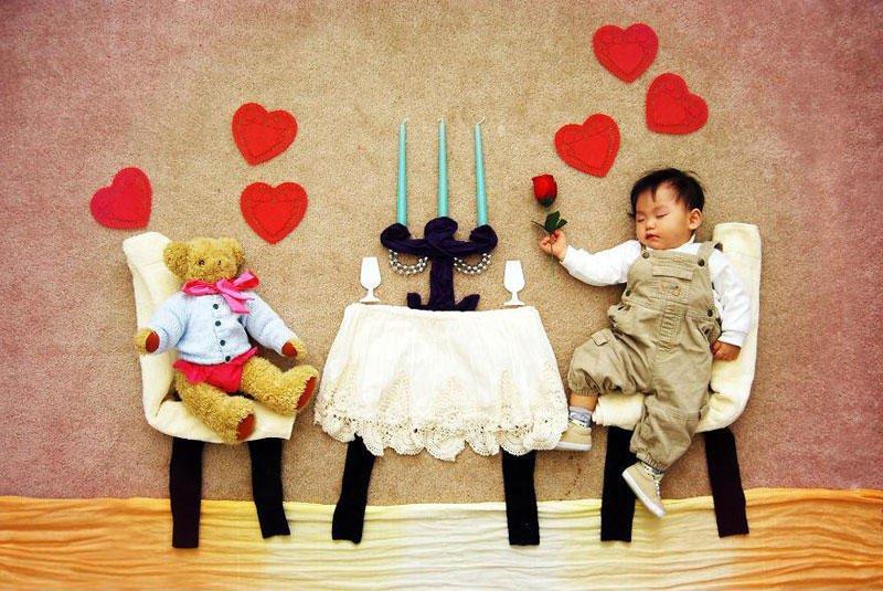 Ідеї дитячої фотосесії від Цюеене Ляо