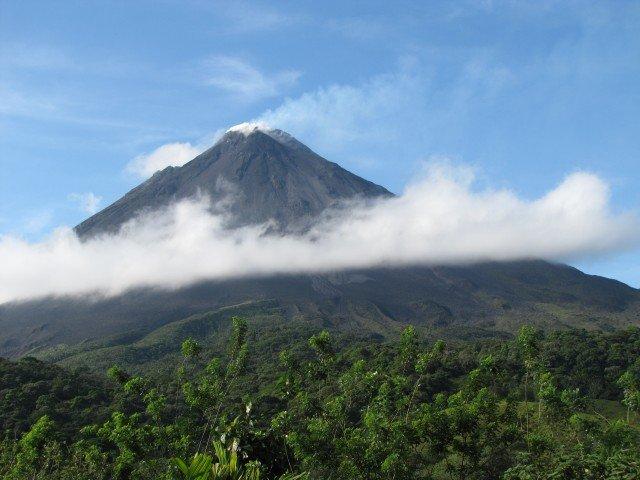 Готель-вулкан