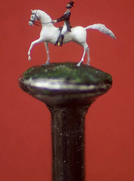 Міні-скульптури Уігана