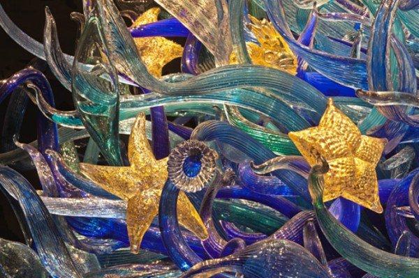 Сад скляних скульптур Дейла Чіхулі