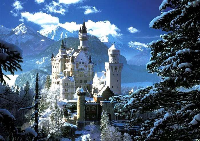 Самые красивые замки