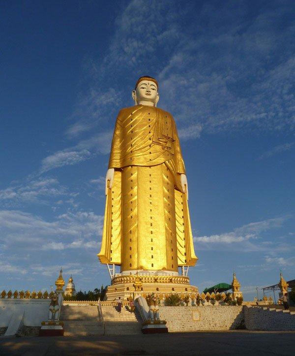 Найвищі статуї