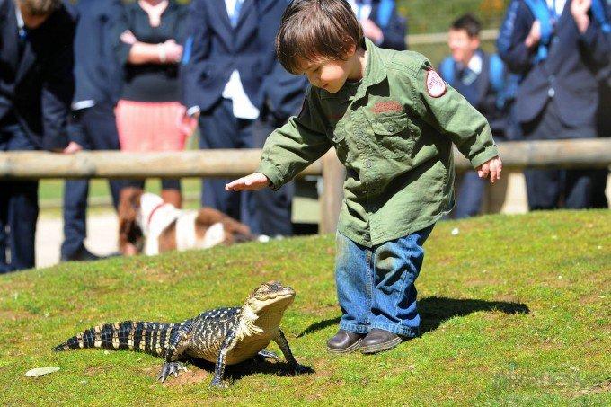 Наймолодший приборкувач змій
