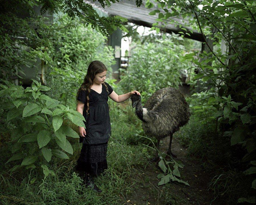 Амелія та її тварини