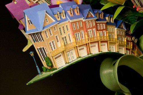 Цветочная архитектура Джеймса Грэшоу