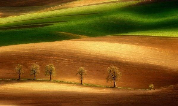 Неземна краса пейзажів світу