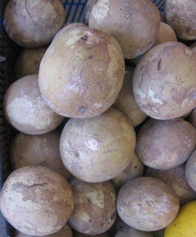 Незвичайний фрукт бам-балан