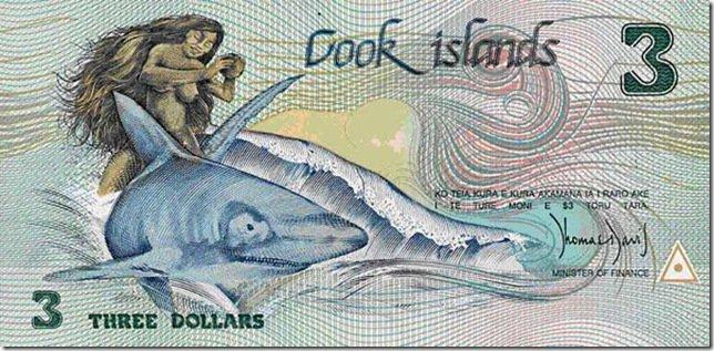 Долар островів Кука