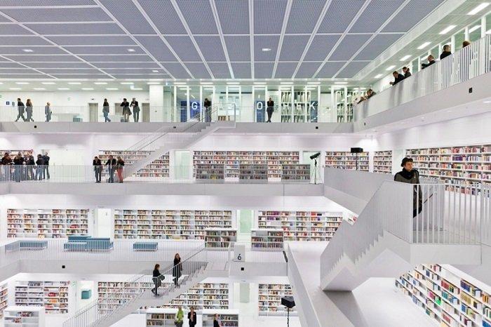Самые необычные библиотеки мира, фото 7