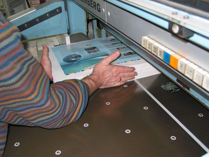 Как делают книги и как делают бумагу, фото 11