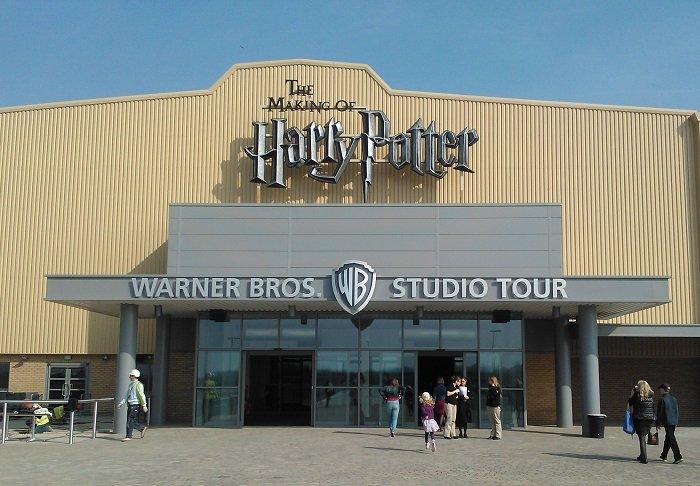 """Где снимали """"Гарри Поттер"""" - музей Гарри Поттера"""