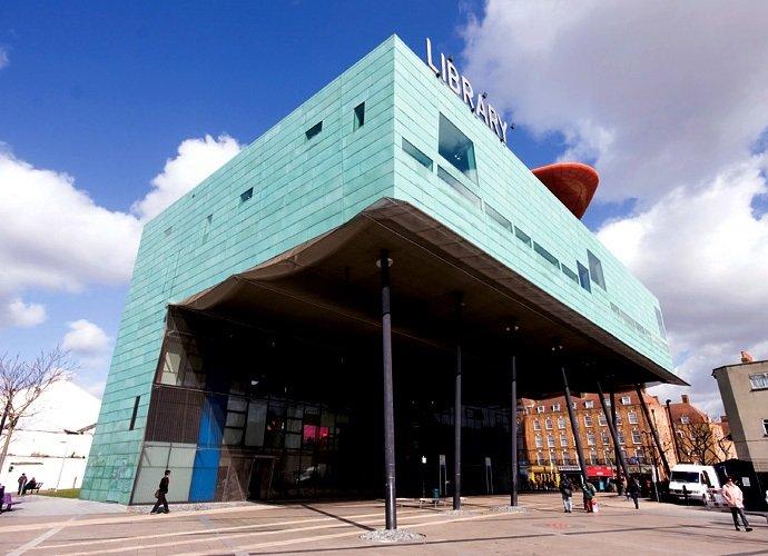 Самые необычные библиотеки мира, фото 8
