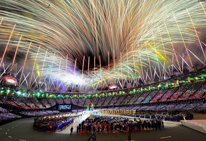 Церемония открытия и закрытия Олимпийских игр