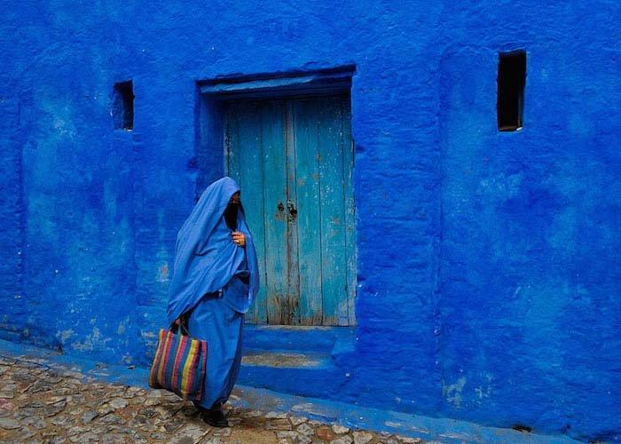 Шефшауен — голубой город Марокко, фото 4