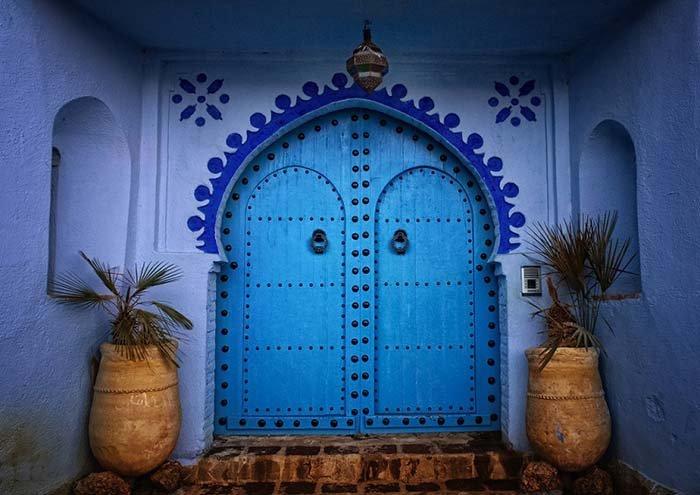 Шефшауен — голубой город Марокко, фото 9