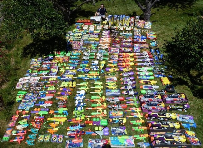 Удивительные коллекции игрушек, фото 11