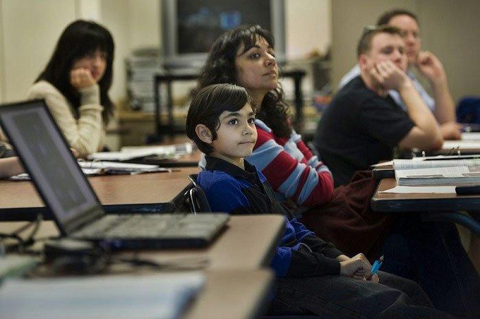Дети гении, фото 11