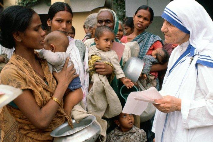 Мати Тереза: біографія та досягнення, фото 2
