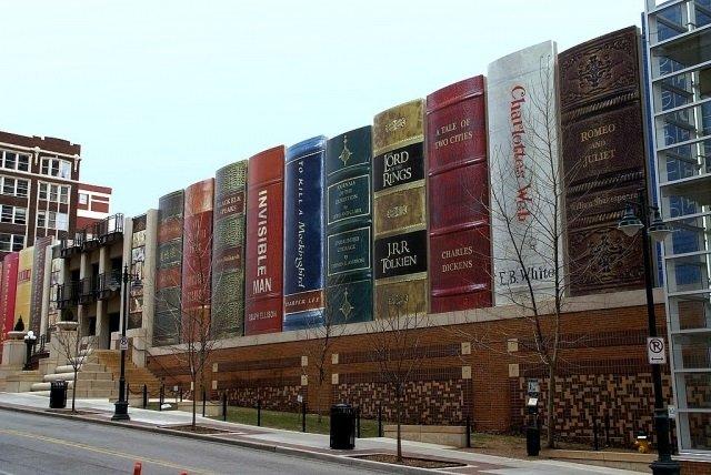 Самые необычные библиотеки мира, фото 3