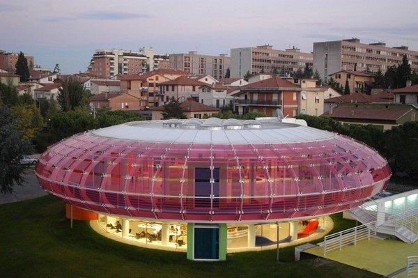 Самые необычные библиотеки мира, фото 2