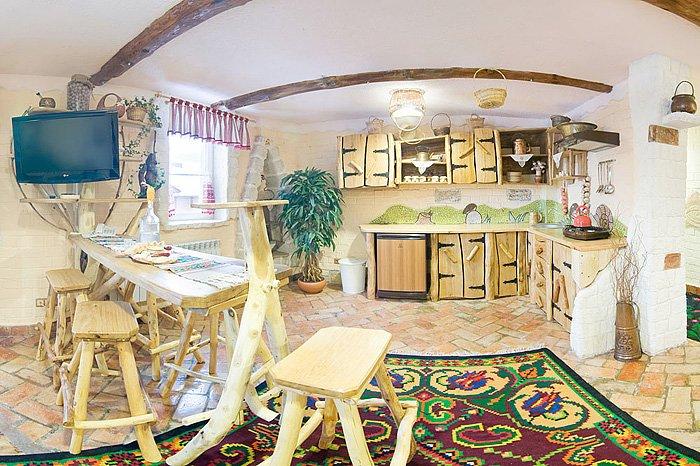 Удивительные отели Украины. Я б здесь жил!