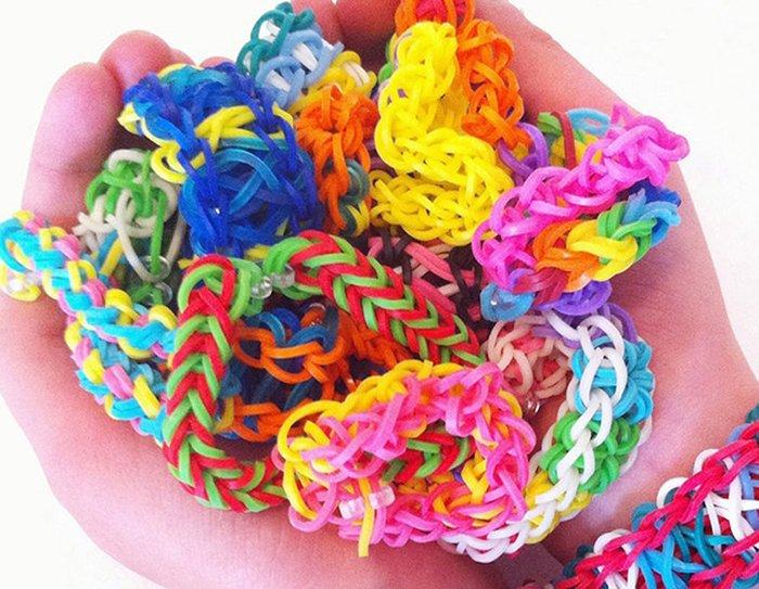 Плетіння з резинок - історія винайдення, фото 2