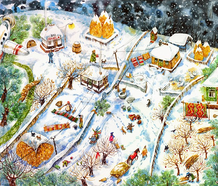 Дитячі вірші про зиму, фото 6