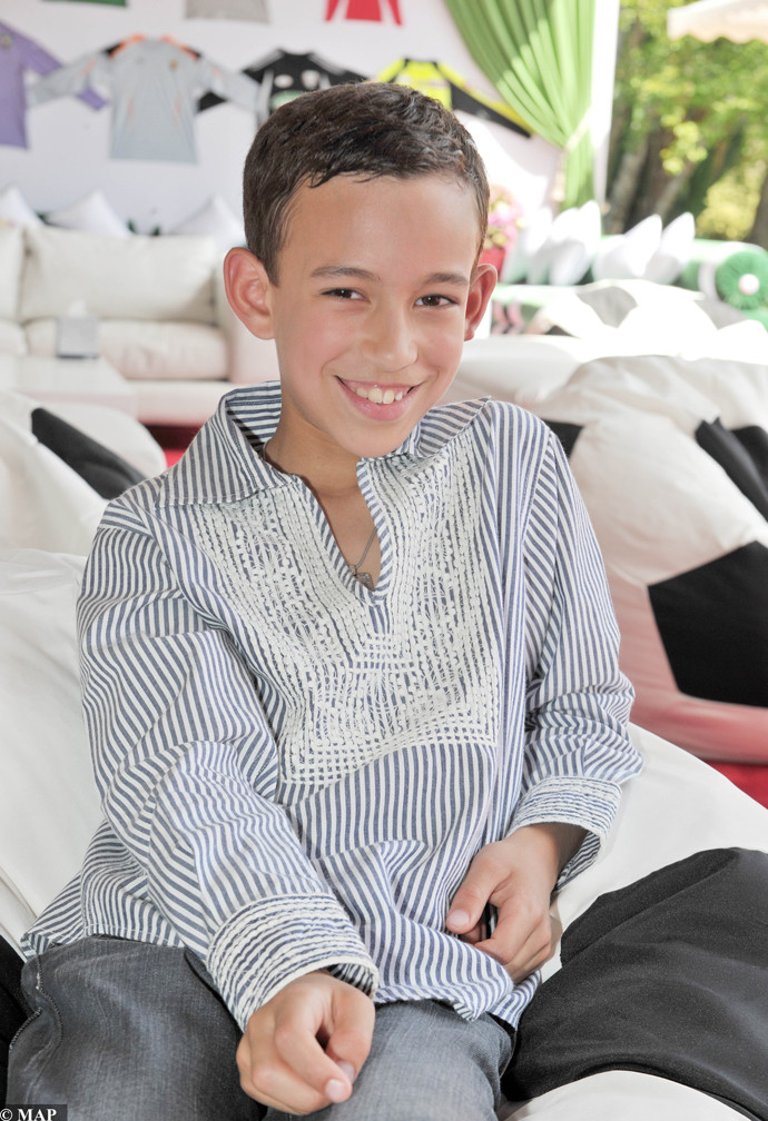Самые богатые дети мира - Принц Мулай Эль Хассан