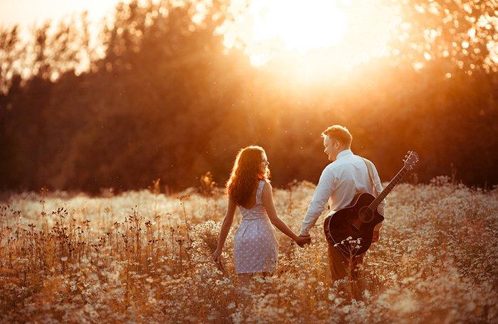 Романтичные стихи о лете